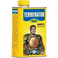 Terminator Wood